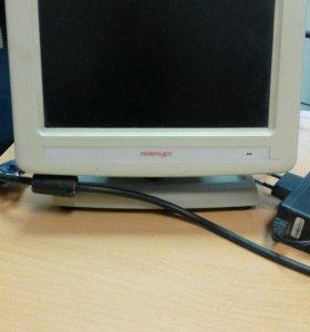 Posiflex монитор+клавиатура