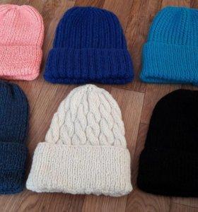 шапки ручной работы