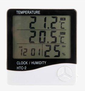 Метеостанции: температура влажность время. Магазин