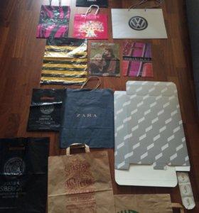 Пакеты брендов