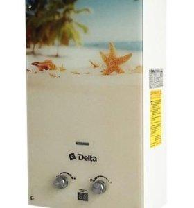 DL-10WB1/3 Газовый водонагр. стекло,10 л., 1,9кг