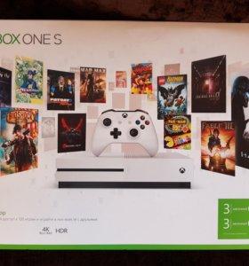 Новые Xbox one S 500gb, гарантия год ,ростест