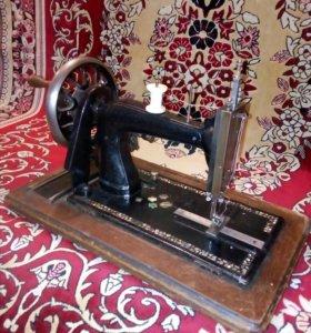 Швейная машина «поповка»