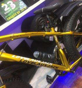 Велосипед Lover (фетбайк) Новый