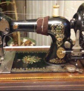 Швейная машина Gritzner Durlach 1870-1877 год