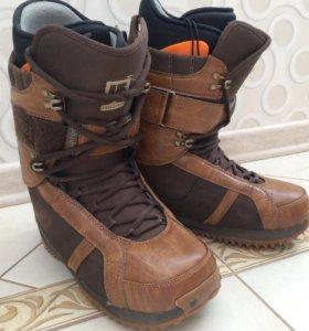 Ботинки сноубордические Burton