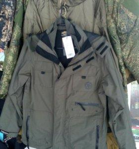 Две куртки в одном