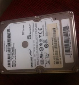 Жесткий диск для ноутбука 500Гб SAMSUNG ST500LM012