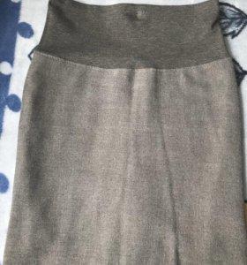 Офисная юбка для беременной