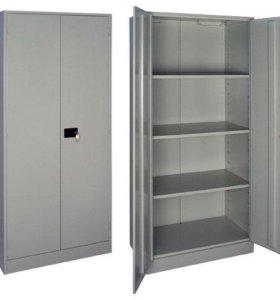Шкаф металлический(железный) с ключем