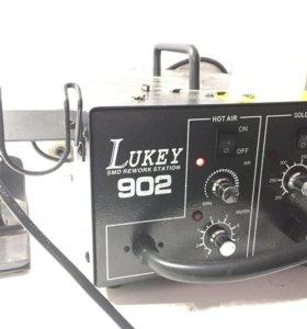 Паяльная станция Lukey 902