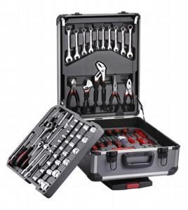 Набор инструментов в чемодане(186пр.)