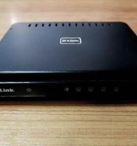 Маршрутизатор (router) D-link DIR-100