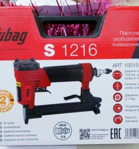 Скобозабивной пистолет FUBAG (новый)