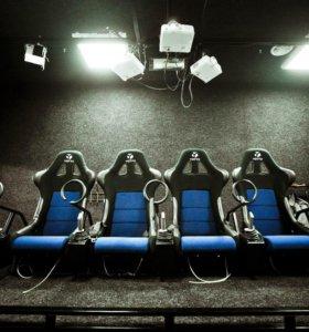 Кинотеатр 8D