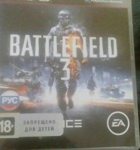 Игра Battlefield 3 для PlayStation 3