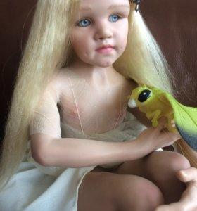 Коллекционная кукла эльф