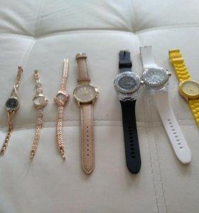 Часы женские и мужские