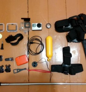 GoPro HERO 4 Black Edition + 32Gb MicroSD