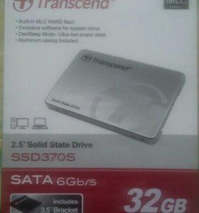 Жесткий диск SSD 32GB