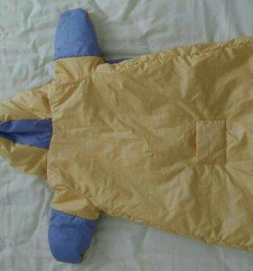 Куртка-конверт