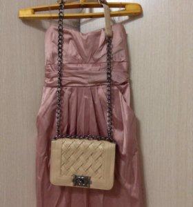 Платье + сумка