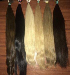Продам натуральные волосы и расчески
