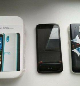 Телефон HTC Desire 526g