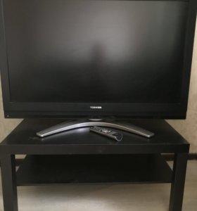 Телевизор TOSHIBA 107 см