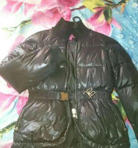 Новая зимняя куртка 44-46