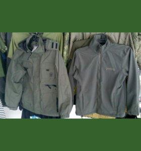 Тактическая куртка 2в1