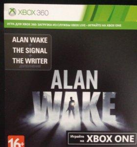 Alan wake на Xbox one, 360 код