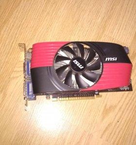 Видеокарта Msi gts 450(1gb)