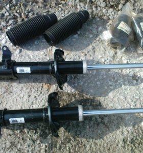Стойки, пыльники на Mazda 323; 1998 MY; BJ; AEBA08