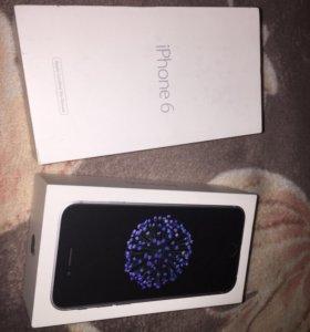 Коробка от айфон 6