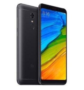 Xiaomi Redmi 5 Plus 3/32GB Black Global Version