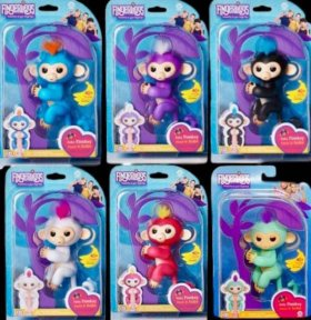 Fingerlings обезьянки