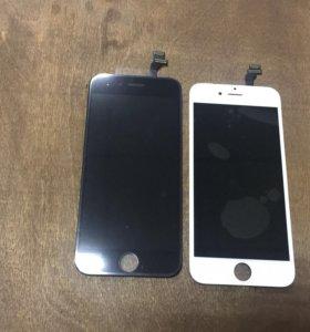 Дисплеи iPhone 6