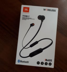 Наушники Bluetooth JBL T110BT