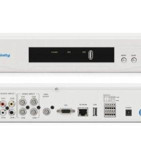 Видеорегистратор LDR-E 400 (4-х канальный)