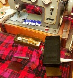 Чайка 3 швейная машинка