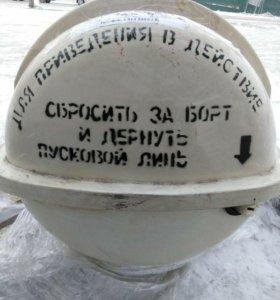 (ПСН10) Плот спасательный морской 10 мест