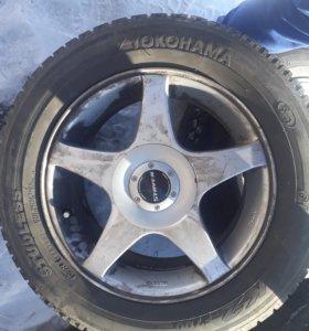 Продам колеса r15
