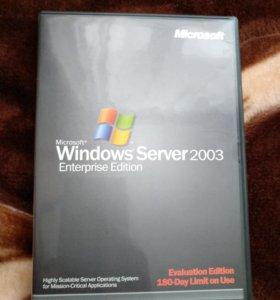 Microsoft windows server 2003 enterprise edition