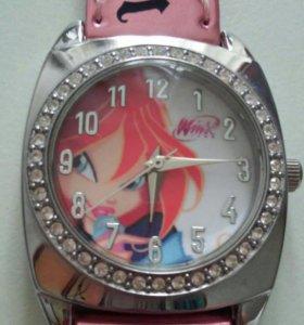 Часы Winx Club новые