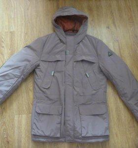 Новая изысканая мужская удл. куртка FiNN flare