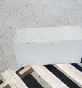 Производство газобетонных блоков