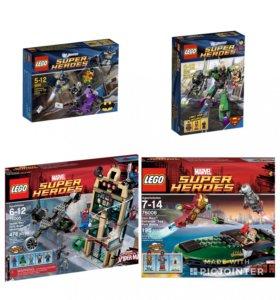 Lego super heroes sets