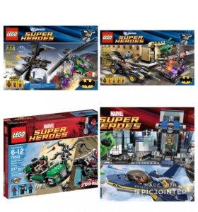 Lego super heroes sets part 2
