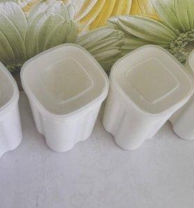 Новые ёмкости для приготовления йогурта
